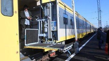 Новый поезд из озер в коломну запустят к концу марта 2016 года - «новости дня»