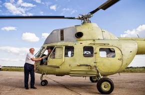 «Новый украинский вертолет» окажется переделкой советского - «новости дня»