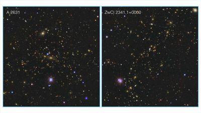 Обнаружена одна из крупнейших структур во вселенной