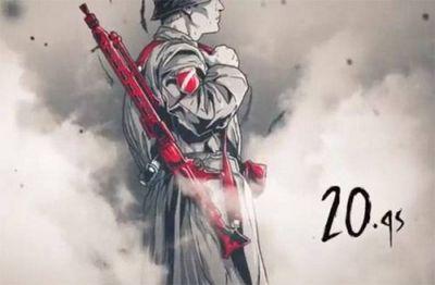 Образ легионера ваффен-сс мо латвии использует с целью популяризации военной службы - «военные действия»