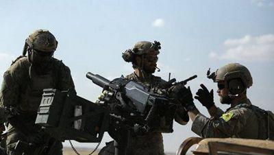 Очередная группа морских пехотинцев сша переброшена в сирию - «военные действия»