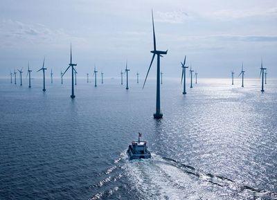 Огромная ветряная ферма позволит южной корее отказаться от импорта энергии