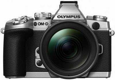 Olympus выпускает серебристый вариант камеры om-d e-m1 и новую версию встроенного по, добавляющую интересные возможности