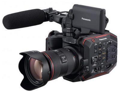 Опубликованы технические характеристики компактной кинокамеры panasonic au-eva1
