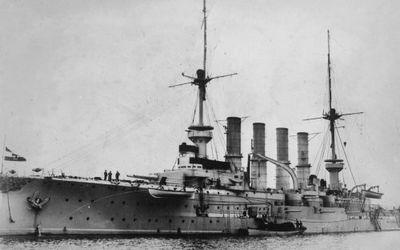 Ошибки германского кораблестроения. большой крейсер блюхер - «военные действия»