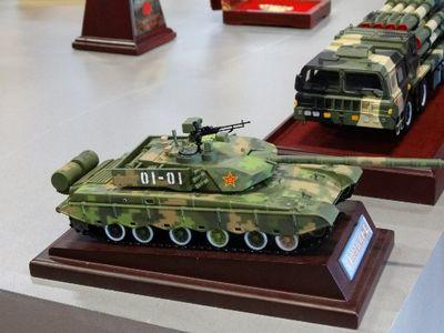 Основной боевой танк «тип 99» из китая