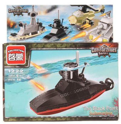 От «подводных лягушек» до субмарин-«динозавров»
