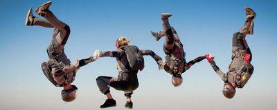 Падайте наздоровье: 10км без парашюта