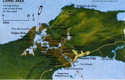 Панамский канал 2.0: шире, безопаснее, технологичней