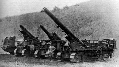Парадоксы мировых войн