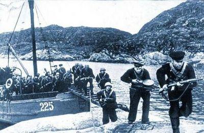 Первое освобождение крыма: история керченско-феодосийской десантной операции - «военные действия»