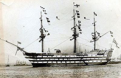 Первый корабль первого адмиралтейства