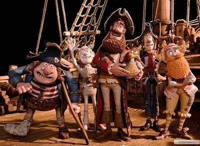 «Пират»-неудачник