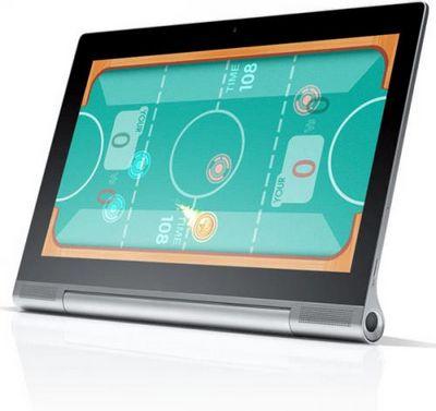 Планшет lenovo yoga tablet 2 pro оснащен проектором и сабвуфером