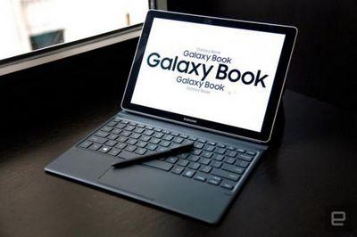 Планшеты samsung galaxy book работают под управлением windows 10 и основаны на cpu intel поколения kaby lake