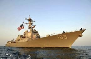 Почему эсминцы вмс сша идут на таран - «новости дня»