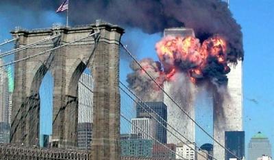 Почтим память погибших в теракте 11.09.2001