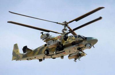 Под пальмирой опробована связка ка-52 и су-25 - «военные действия»