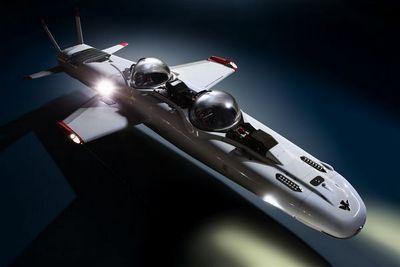 Подводные самолеты грэма хокса
