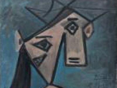 Похищена работа пикассо
