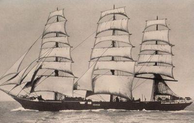 Поход парусного рейдера «зееадлер», или как граф стал корсаром - «военные действия»