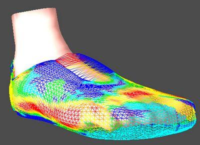 Политехники спбпу создают виртуальную примерочную обуви