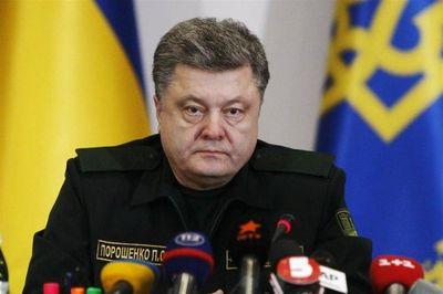 Порошенко уже совсем не торт: раскол украины все сильнее - «военные действия»