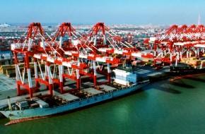 Портовое хозяйство россии вызывает зависть у соседей - «новости дня»