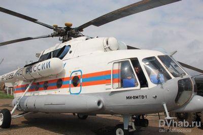 Пострадавшие от падения вертолёта в хабаровске эвакуированы с места трагедии