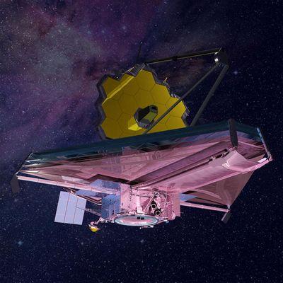Построен крупнейший космический телескоп