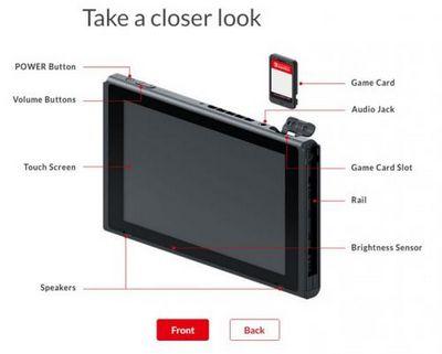 Повторный анонс приставки nintendo switch: продажи стартуют 3 марта по цене $300, а цветных вариантов пока не будет