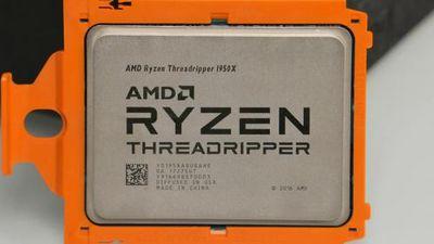 Представлен самый высокопроизводительный процессор для пк за всю историю — amd ryzen threadripper