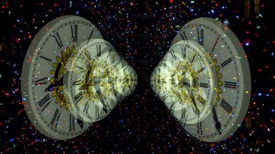 Представлена математическая модель машины времени