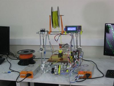 Преподаватель тгу собрал 3d-принтер своими руками и готовит об этом онлайн-курс
