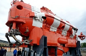 Превосходство «бестера»: уникальный аппарат для подводников - «новости дня»