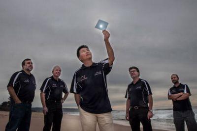Превращение морской воды в водородное топливо