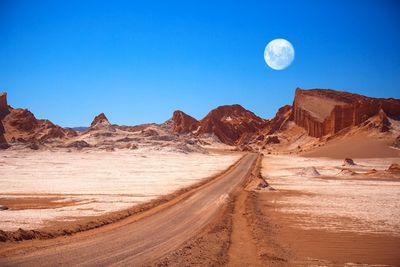 Прибор для поиска внеземной жизни испытали в пустыне атакама