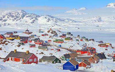 Прибрежные льды гренландии могут исчезнуть к 2100 году