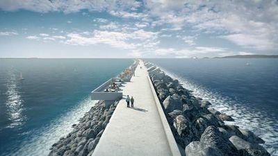 Приливная электростанция в искусственной лагуне обеспечит энергией 155 тысяч домов