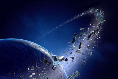 Проблема космического мусора беспокоит ученых