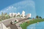 Проект google sunroof поможет сэкономить деньги насолнечной энергии