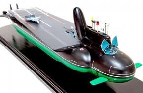 Проект российского подводного авианосца напрасно высмеивают - «новости дня»