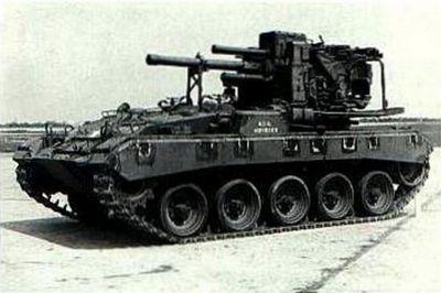 Проект зсу с 75-мм пушкой на базе m19 mgmc (сша) - «военные действия»