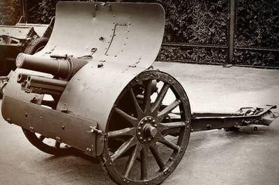 Пушка-«полковушка»