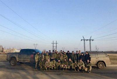 Радикалы объявили о начале второго этапа блокады донбасса - «военные действия»