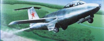 Ракетный перехватчик и-270 - «военные действия»