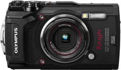 Разрешение камеры olympus stylus tough tg-5 уменьшено по сравнению с разрешением предшествующей модели