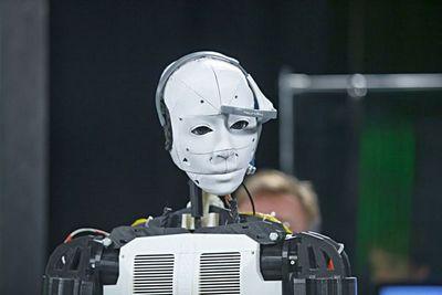 Робот: сделано вроссии: интеллект
