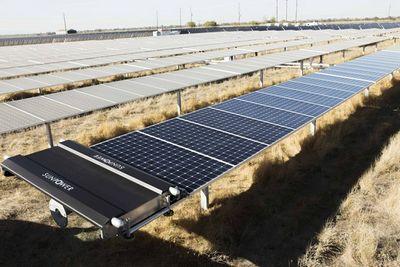 Роботы снижают стоимость солнечной энергии