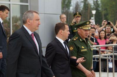 Рогозин: наличие у сербии сильного союзника «успокоит любого агрессора» - «военные действия»